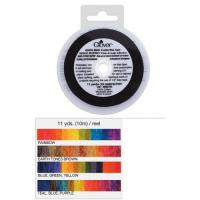 Fusible bias tape (Blue/
