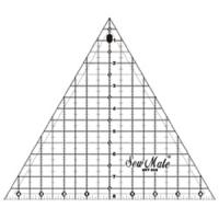 Triangle ruler 20cm