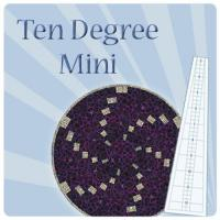 10 degree mini ruler