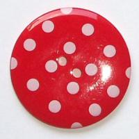 Big dotted Button (red)