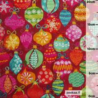 Colourful Ornaments